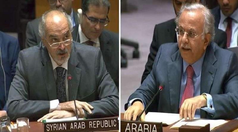 مشادة بين السفيرين السوري والسعودي في الأمم المتحدة بسبب قضية خاشقجي