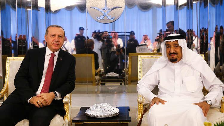 هبوط الريال السعودي وانتعاش الليرة التركية