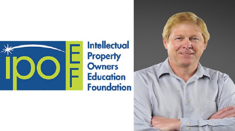 IPO Education Foundation Awards David Hall 2018 Inventor of the Year