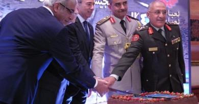 بالصور: السفارة المصرية بالاردن تحتفل بالذكرى الـ 45 لانتصارات اكتوبر