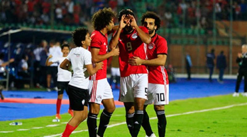 مصر تكتسح سوازيلاند في تصفيات كأس أمم أفريقيا