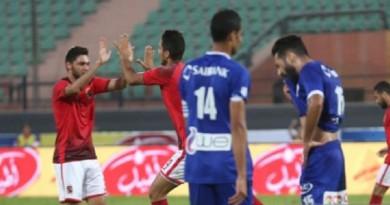 رغم الاصابات الأهلي يتاهل لدور الـ16 من كأس مصر