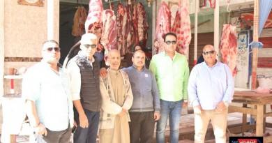 حزب مستقبل وطن بالسويس ينظم مبادرة لتخفيض اسعار اللحوم من  140 الى 100 جنية
