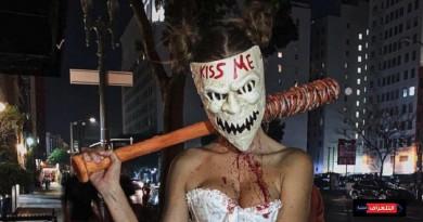 """عيد """"الهالووين"""" يصبح واقعا مآساويا في باريس"""