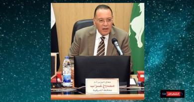 عزل رئيس وحدة الزهراء المحلية بمركز الزقازيق بعد زيارة لمحافظ الشرقية
