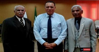رئيس جمعية حماية المستهلك بالشرقية يلتقى بغراب