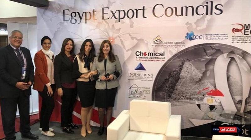 المجالس التصديرية: بعثات تجارية للترويج للصادرات المصرية بأفريقيا