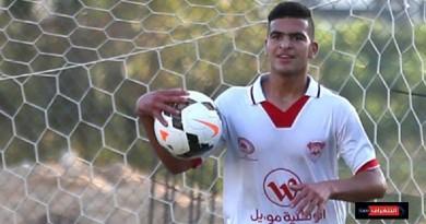الأهلي يتعاقد مع ثاني لاعب فلسطيني خلال يومين