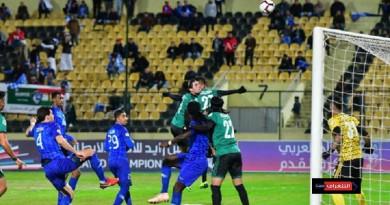 الهلال يجدد فوزه على النفط ويبلغ ربع نهائي البطولة العربية