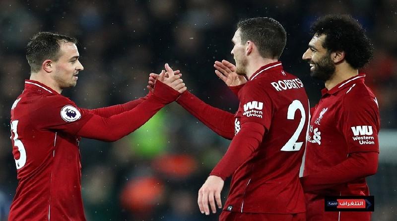 بثلاثية...ليفربول يصعق مانشستر يونايتد ويستعيد صدارة البريميرليج
