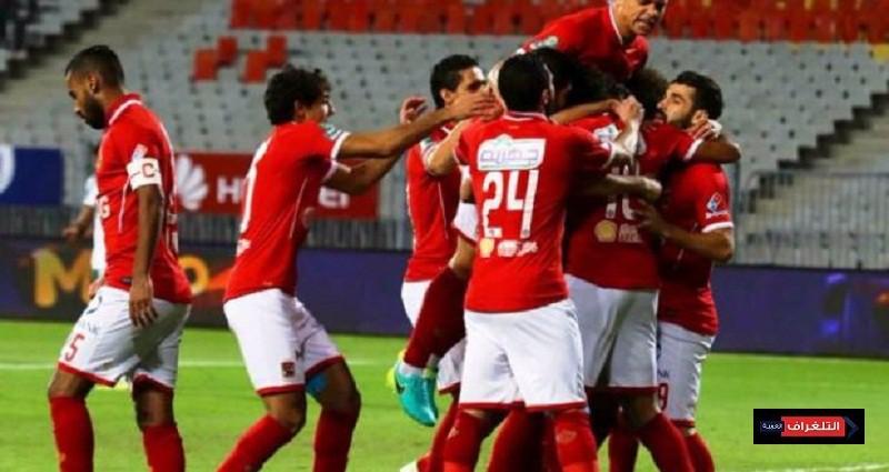 الأهلي والجونة فى منافسات الدوري المصري