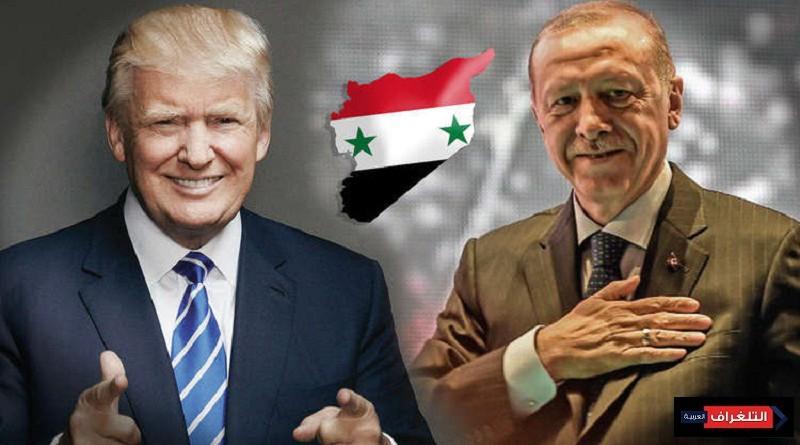 """من لايملك لمن لايستحق: """"سوريا كلها لك.. لقد انتهينا"""""""
