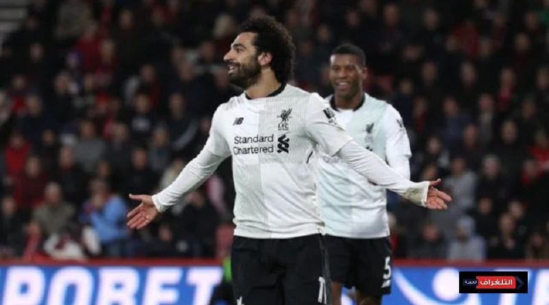 اهداف ليفربول وبورنموث الدوري الانجليزي