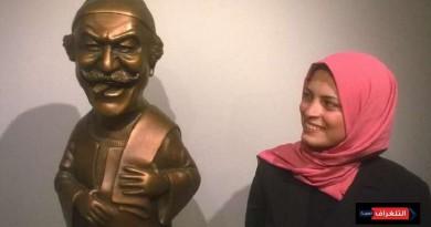 """""""نحاتة المنيا"""" وتماثيل لمشاهير مصر كما لم ترهم من قبل"""