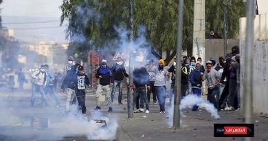 الرزقي... على خطى بوعزيزي يشعل تونس