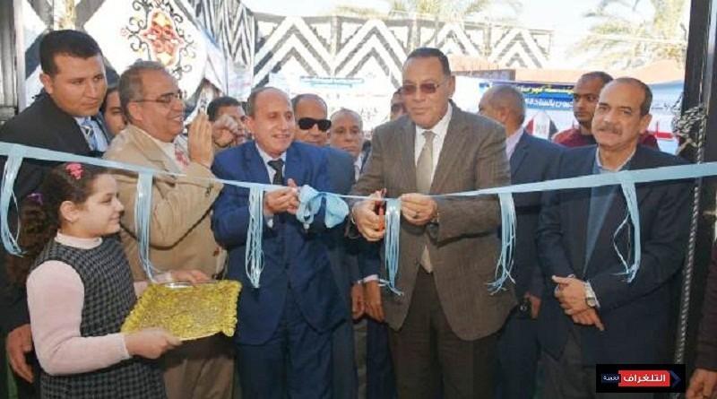 أفتتاح محطات كهرباء جديده بالشرقية بحضور رئيس مجلس إدارة كهرباء القناة