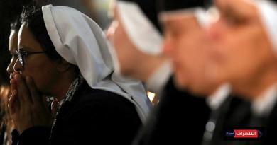 """احتفال كاثوليكي مصري """"مثير للمشاعر"""""""