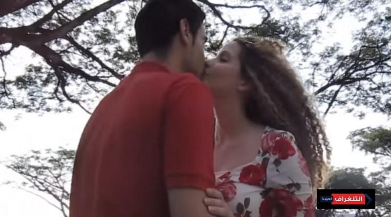 سر تبادل القبلات في آخر 10 ثواني من 2018