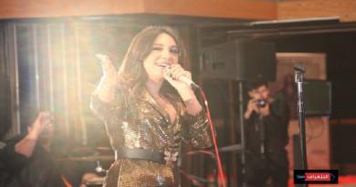"""''میسا قرعه'' تُطلق حملة ألبومها الجدید من برج """"كابیتول ریكوردز'' التاریخي في هولیوود"""
