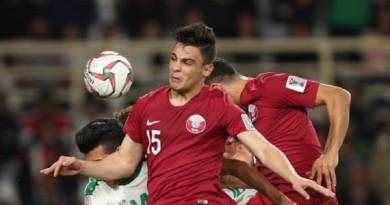 عراقي الأصل يقصي العراق من كأس آسيا