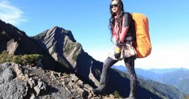 """بـ""""البكيني"""".. وفاة متسلقة الجبال متجمدة من البرودة في تايوان"""