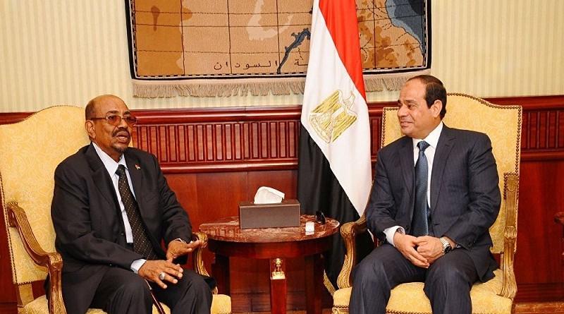 البشير يزور القاهرة اليوم ويجتمع بالسيسي