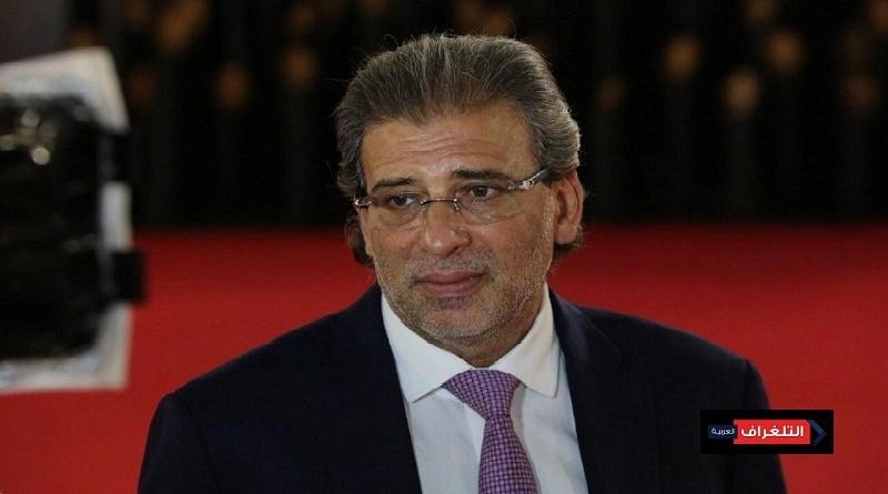 خالد يوسف : أتعرّض لحملة مستميتة وممولة لتشويهي