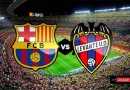 برشلونة وليفانتي كأس ملك إسبانيا