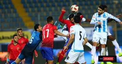 عبدالله السعيد يقلب الطاولة على الأهلي في الدوري المصري