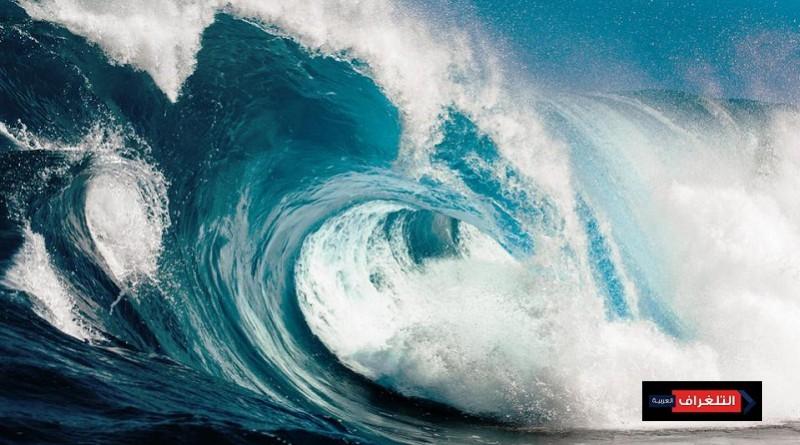 موجة تسونامي عملاقة قد تضرب الصين