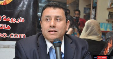 """""""التلغراف"""" تتشرف بانضمام الكاتب الصحفى """"محمد رفعت"""""""