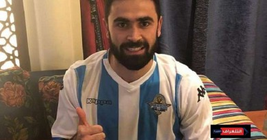 بيراميدز يضم السوري عمر خربين من الهلال السعودي