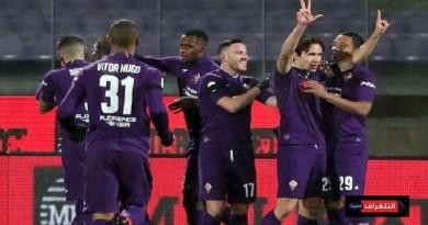 أهداف مباراة فيورنتينا وروما كأس إيطاليا