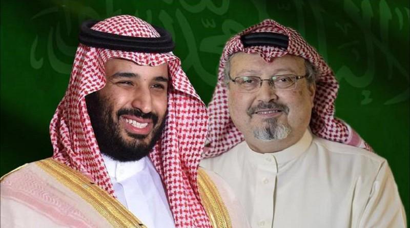 "الجبير: استهداف محمد بن سلمان بسبب خاشقجي ""خط أحمر"""