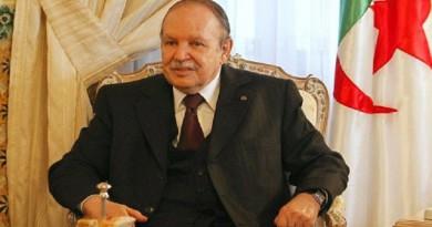بوتفليقة يعلن ترشحه لانتخابات الرئاسة