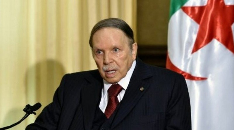 بوتفليقة يعين مديرًا جديدًا للأمن الوطني الجزائري