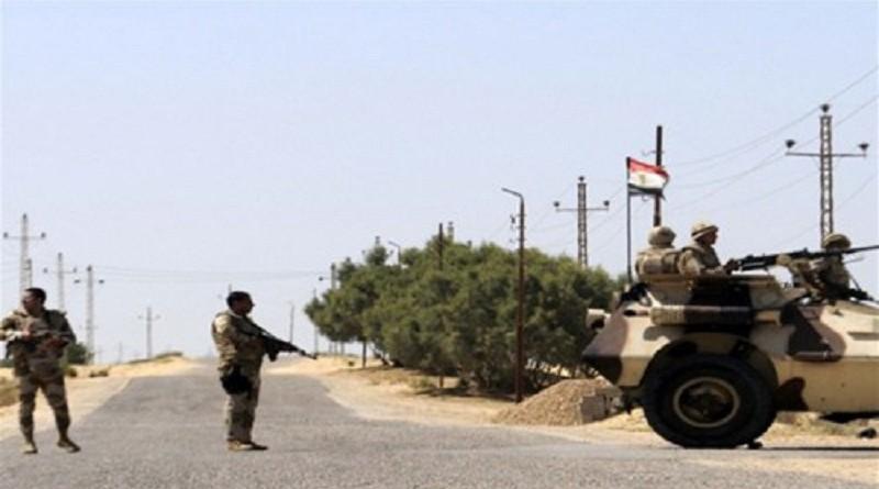 """""""العربية  الفلسطينية"""" تدين الهجوم الإرهابي على الجيش المصري في سيناء"""
