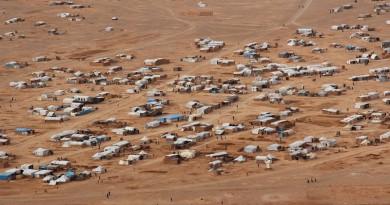 اليونيسف تصل الإمدادات الضرورية لأكثر من 40 ألف شخص في مخيم الركبان