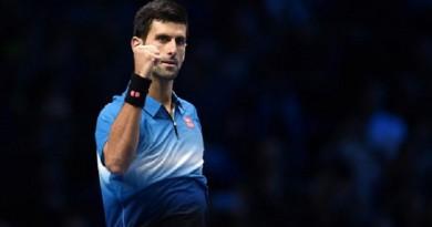 ديوكوفيتش يواصل صدراة التصنيف العالمي للاعبي التنس