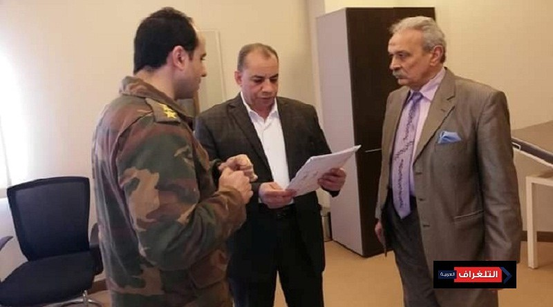 سلامه يتفقد مركز القوات المسلحة لعلاج الاورام بالزقازيق