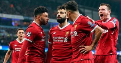 ليفربول وبايرن ميونخ دوري أبطال أوروبا