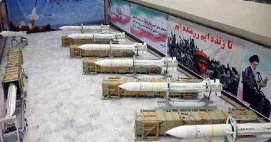 كشف مصنع صواريخ إيراني جديد في سوريا