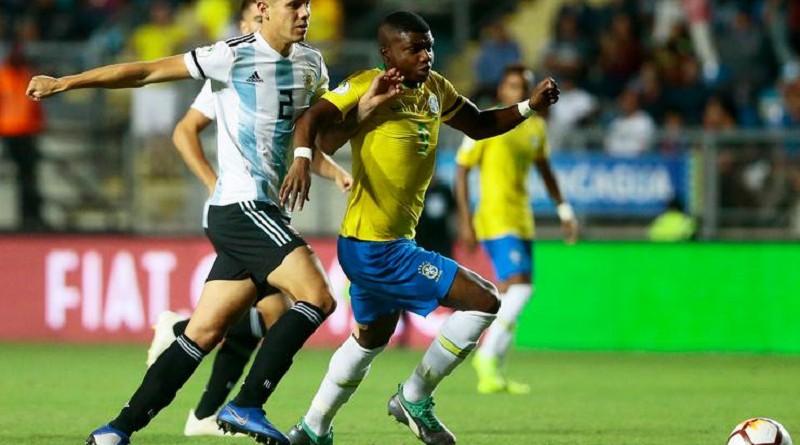 البرازيل تفشل في التأهل لكأس العالم