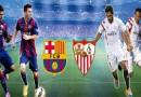 أهداف برشلونة واشبيلية