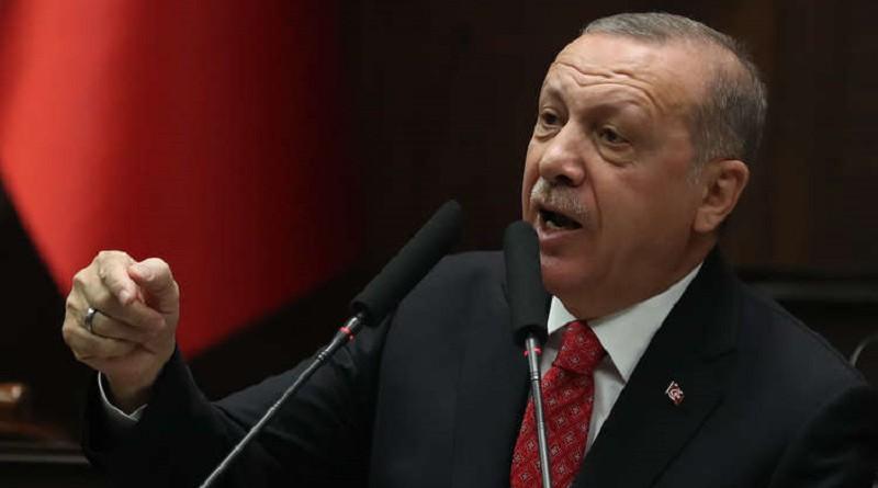 أردوغان: سنحارب الإرهابيين في مناطق انسحاب القوات الأمريكية من سوريا