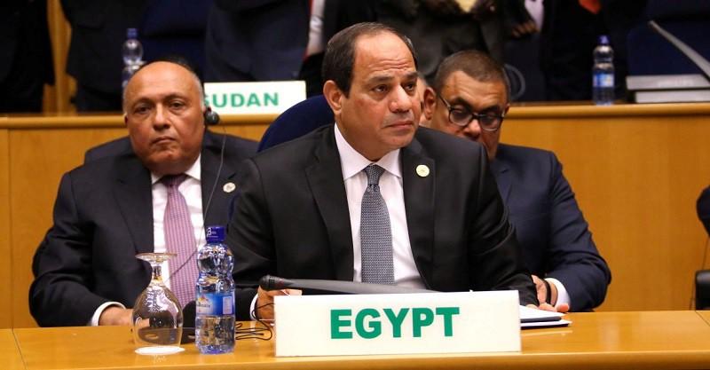 رسميًا...مصر تتسلم رئاسة الاتحاد الأفريقي لمدة عام