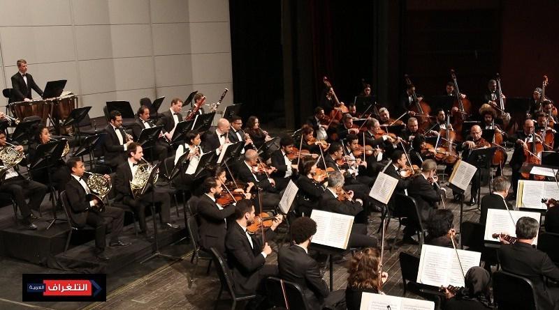 السيمفونى يعزف لجنية البحر فى اوبرا القاهرة والاسكندرية