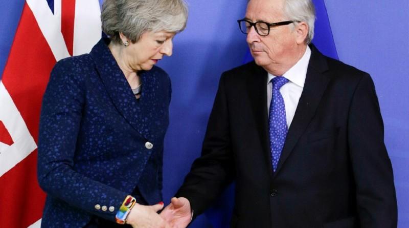 """اتفاق على """"مباحثات"""" جديدة حول بريكست إثر لقاءات """"صعبة"""" ببروكسل"""