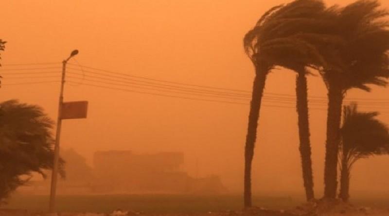 الأرصاد تحذر المواطنين من موجة طقس سيئة