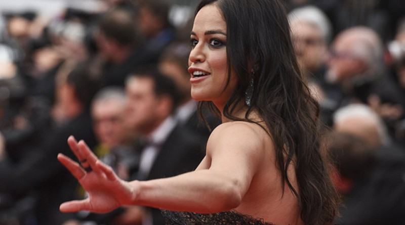 Liam Neeson Not Racist as He Tongue-Kissed Black Co-Star - Michelle Rodriguez